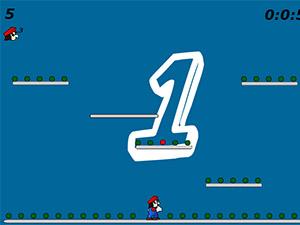 Hungriger Mario