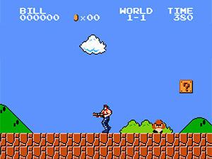 Mario Crossover