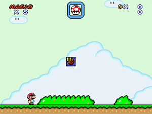 Super Mario Flash 2