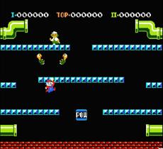 Mario Bros 1983