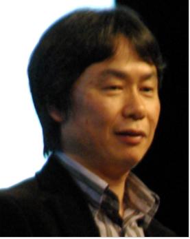 Shigeru Miyamoto Projektleiter